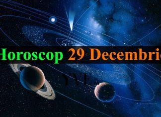 Horoscop 29 Decembrie 2018