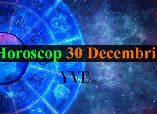 Horoscop 30 Decembrie 2018