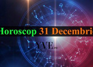 Horoscop 31 Decembrie 2018