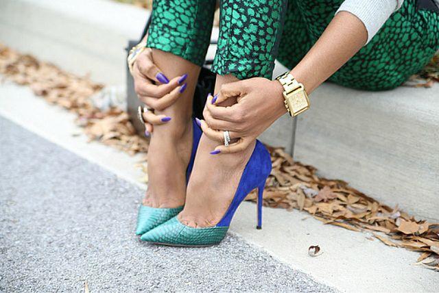 Pantofii stilleto
