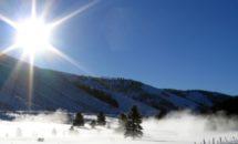 Temperaturi mult mai ridicate decât cele specifice perioadei