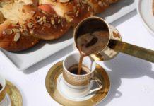 cafeaua greceasca