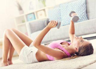Exerciții pentru sâni lăsați