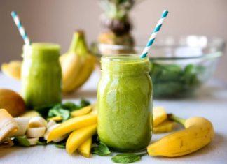 retete de green smoothie