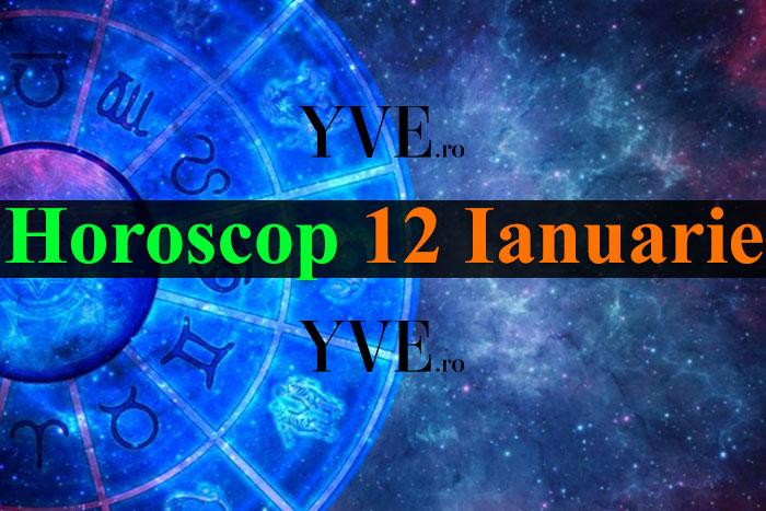 Horoscop 12 Ianuarie 2019