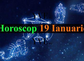 Horoscop 19 Ianuarie 2019