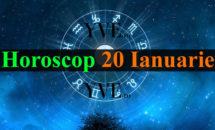 Horoscop 20 Ianuarie 2018 pentru toate zodiile