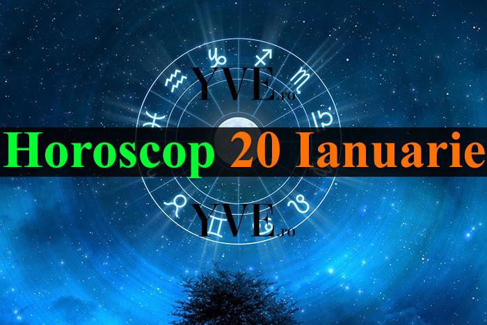 Horoscop 20 Ianuarie 2019