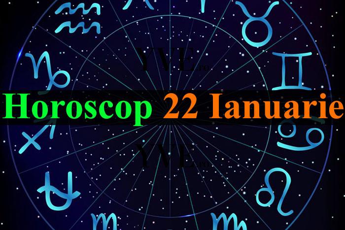 Horoscop 22 Ianuarie 2019
