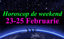 Horoscop de weekend 23-25 Februarie 2018