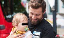 Dani Otil abia astepta sa aiba un copil. Acesta a facut anuntul in stilul sau caracteristic