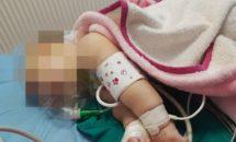 Drama tatalui caruia medicii i-au tinut fiica in coma