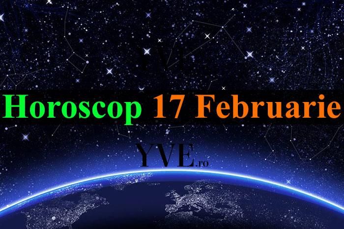 Horoscop 17 Februarie 2019