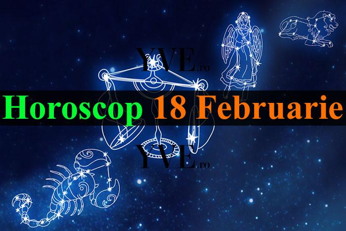 Horoscop 18 Februarie 2019