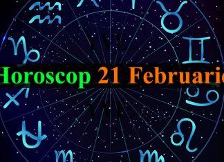 Horoscop 21 Februarie 2019