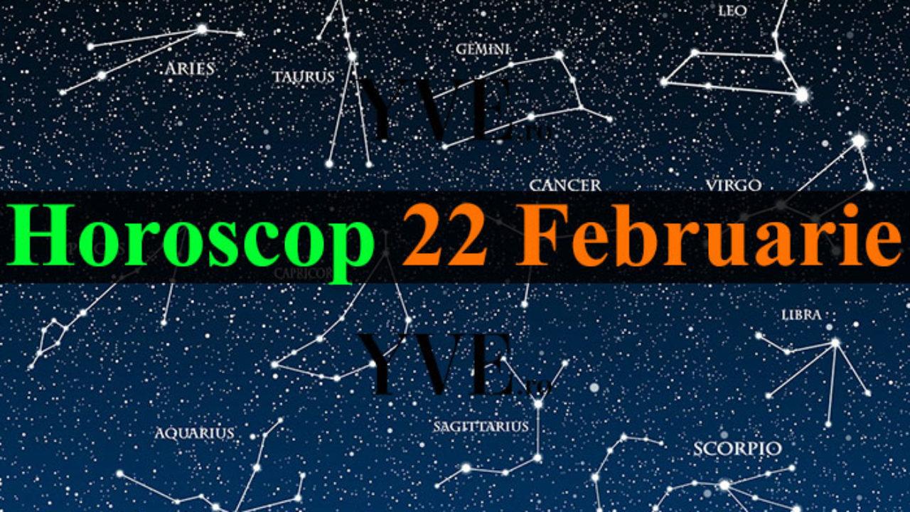 horoscop balanta 22 february