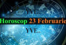Horoscop 23 Februarie 2019