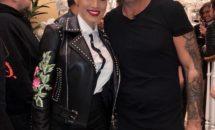 Iata ce vedete a intalnit Adelina Pestritu la petrecerea lui Philipp Plein din New York