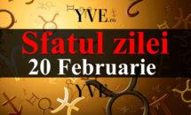 Sfatul zilei 20 Februarie 2018: Berbecii nu trebuie să actioneze impulsiv
