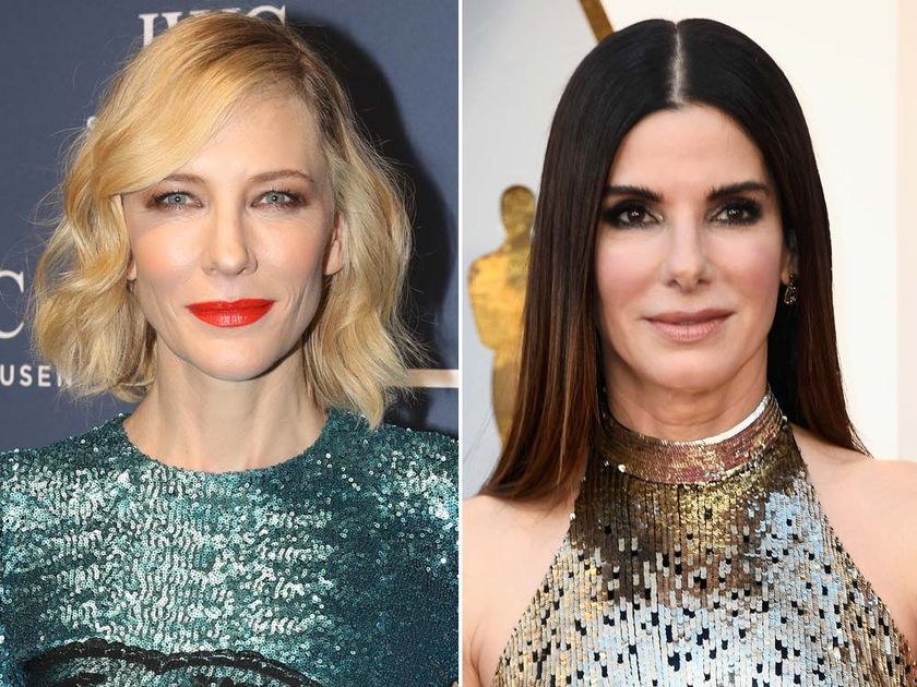Cea mai noua fita in materie de tratament antirid la Hollywood. Sandra Bullock si Cate Blanchett si-a spus secretul rusinos