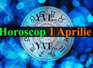 Horoscop 1 Aprilie