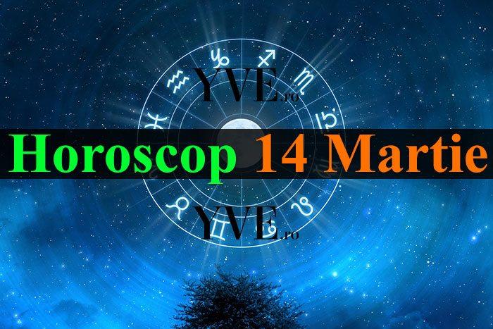 Horoscop 14 Martie 2019