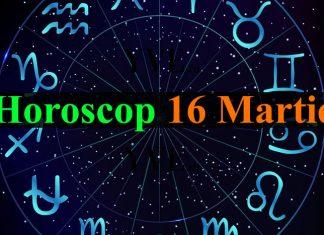 Horoscop 16 Martie 2019