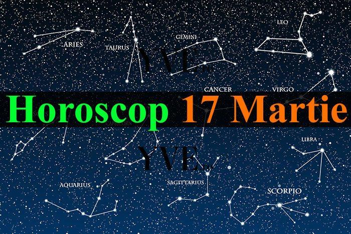 Horoscop 17 Martie 2019