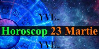 Horoscop 23 Martie 2019