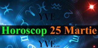 Horoscop 25 Martie 2019