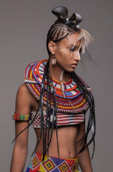 11 coafuri impresionante în stil african care va vor surprinde