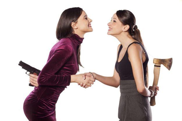 Cele 3 femei din zodiac care nu vor fi niciodata prietene adevarate