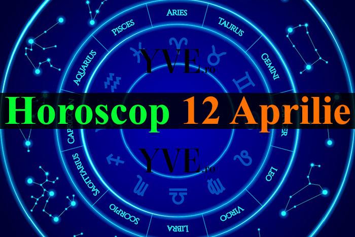 Horoscop 12 Aprilie 2019