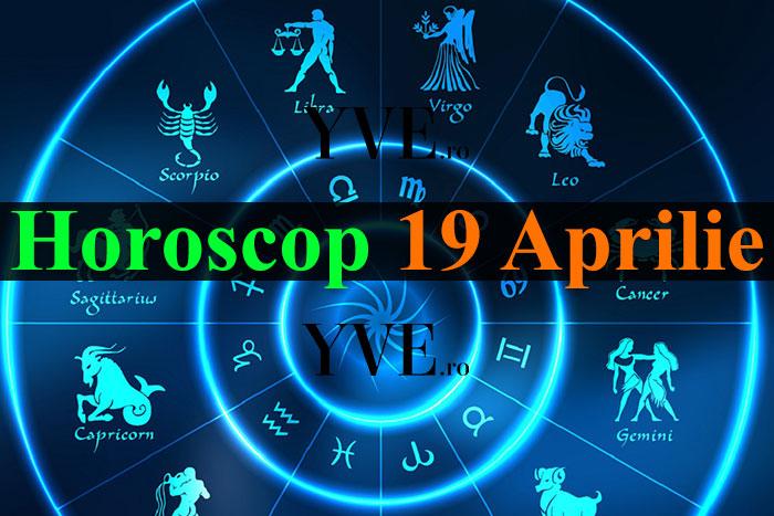 Horoscop 19 Aprilie 2019