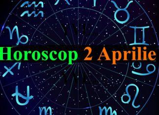 Horoscop 2 Aprilie