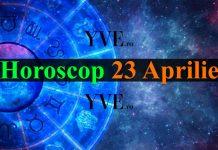 Horoscop 23 Aprilie