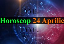 Horoscop 24 Aprilie