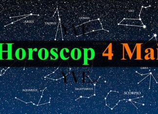Horoscop 4 Mai