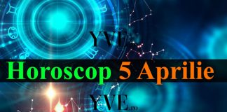 Horoscop 5 Aprilie