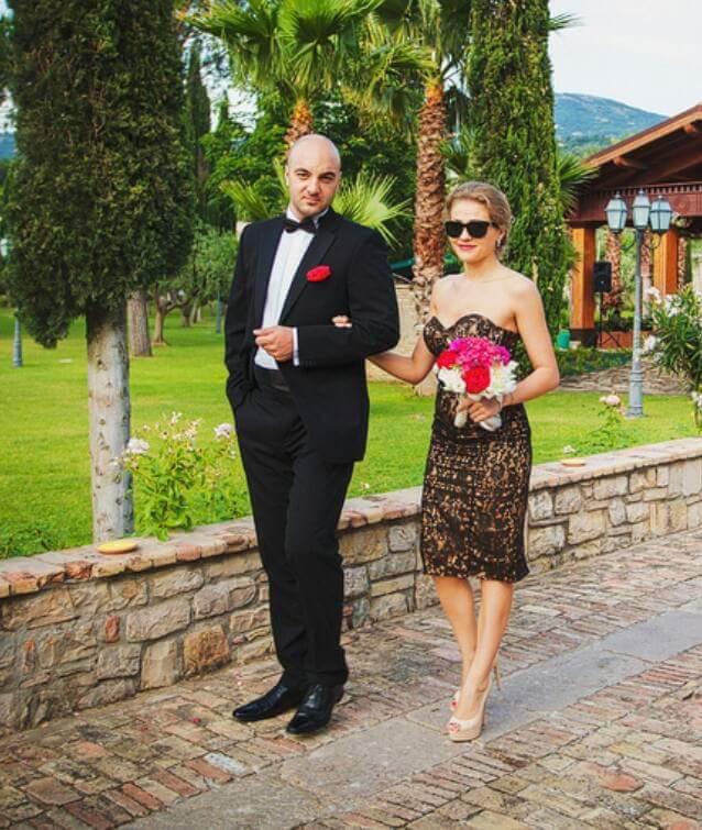 Mirela Vaida si sotul ei, Alex