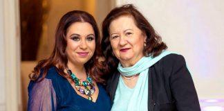 Oana Roman ia transmis mamei sale un mesaj foarte frumos cu ocazia zilei de nastere
