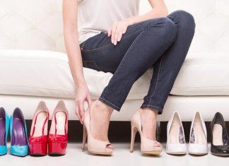 Reguli de aur pentru alegerea celor mai comozi pantofi cu toc