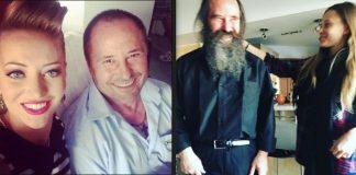 Tatal Deliei Matache a venit de la Muntele Athos din cauza unor probleme de sanatate