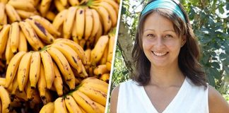 Timp de 12 zile s-a decis sa manance DOAR banane! Vezi cine este si ce transformari a suferit!