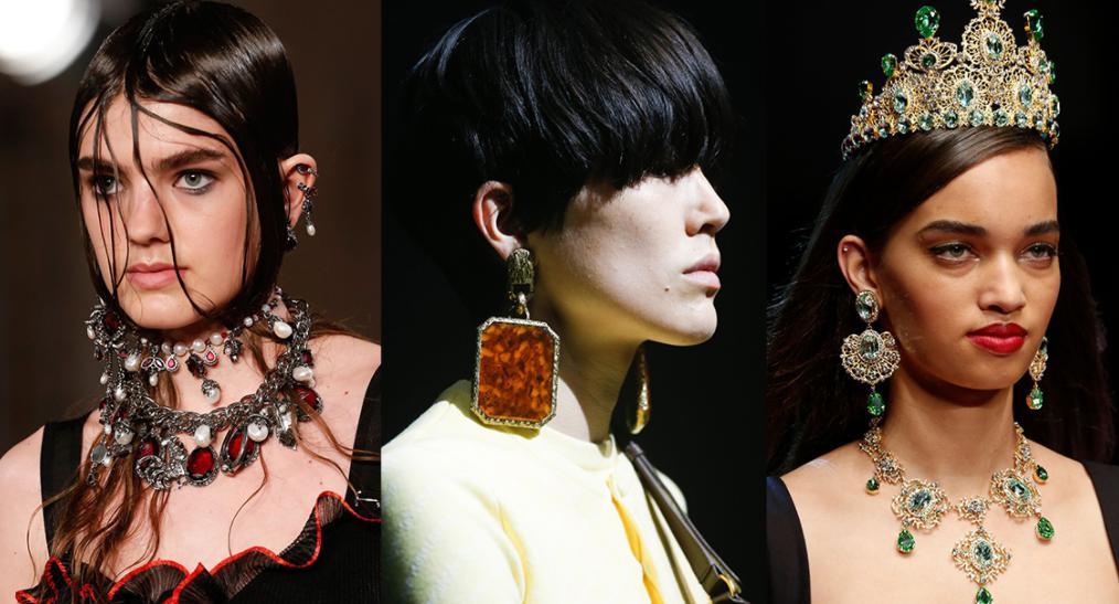 Top cinci trenduri în materie de bijuterii în acest sezon
