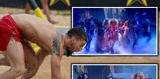 Valentin de la Exatlon a facut senzatie la X Factor din Marea Britanie