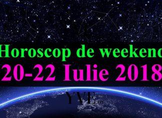 Horoscop de weekend 20-22 Iulie 2018