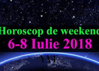 Horoscop de weekend 6-8 Iulie 2018