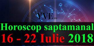 Horoscop saptamanal 16 - 22 Iulie 2018