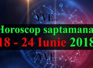 Horoscop saptamanal 18 - 24 Iunie 2018